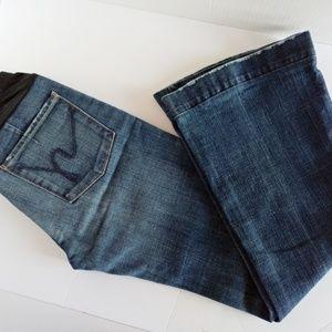 COH Maternity Jeans Flare Leg